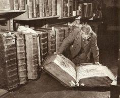 big books...