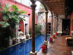 Hotel Posada Del'Angel, Antigua Guatemala