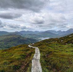 Torc mountain, Killarney by @kierandalton99 #ireland