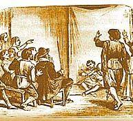 LOS CLÁSICOS DIVERTIDOS: Entremeses, por Ancrugon   Los entremeses o pasos eran unas piezas dramáticas humorísticas en un solo acto que solían representarse en los intermedios de las obras largas. Estaban protagonizados por personajes jocosos representantes de clase baja, que muchas veces se mostraban tipificados y presentados de forma grotesca o exagerada. Estas pequeñas farsas teatrales fueron muy populares en la España del Siglo de Oro, hasta su prohibición en 1780 por los dirigentes…