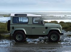 "For some reason unknown to us, Land Rover is pulling the plug on not only one of their most iconic rides, but one of the coolest cars ever made—the Defender. To pop open a bottle of champagne and send it off in style, they will be releasing three very special editions. First up, the ""Autobiography"" […]"