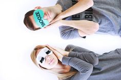 Sleep Mask | 41 DIY Gifts You'll Want To Keep For Yourself