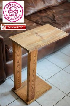 sofa stand plan/end table plan/rustic table plan/tv stand plan/couch table plan/drink table plan/dorm room table plan/bunk bed table plan, tv cabinet design, Tv Stand Plans, End Table Plans, Pine Wood Flooring, Diy Sofa Table, Diy End Tables, Sofa Side Table, Wood Tables, Side Tables, Drink Table