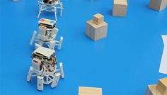 the tiny robot can b
