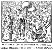 Courtly love - Wikipedia, the free encyclopedia