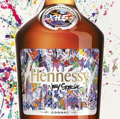 Contemporary Art Meets a Timeless Spirit: Hennessy V.S and JonOne