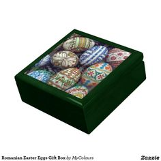 Romanian Easter Eggs Gift Box