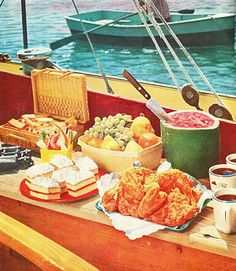 Seaside Feast!