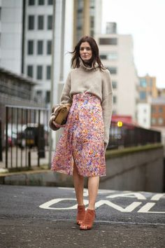 Street Life with Style: LFW Street Style