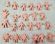 Men Action Figures with The Claw and 22 other figures