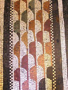 Ancient mosaic work II