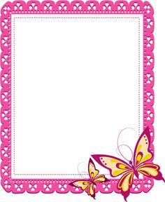 Boarder Designs, Page Borders Design, Printable Border, Boarders And Frames, Photo Frame Design, School Frame, Framed Wallpaper, Paper Flowers Craft, Borders For Paper
