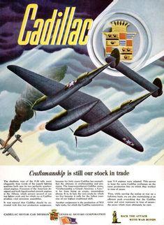 1942-45 Cadillac Ad-10