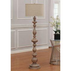 Latte Grande Floor Lamp   Overstock.com Shopping - The Best Deals on Floor Lamps