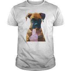 Dog Pop Art Boxer Tee Shirts