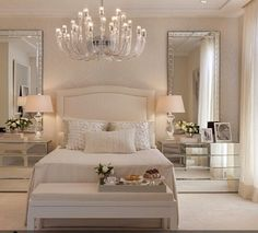 Bedroom elegance