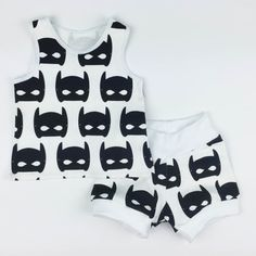 Baby Boy Tank Top Outfit Baby Outfit Baby Boy Shorts by Markovah