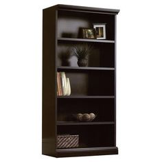 Sauder Library 72.28'' Bookcase