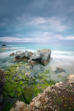 Playa de las Catedrales (Cathedrals Beach) | Flickr - Photo Sharing!