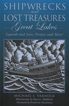 Shipwrecks and Lost Treasures: Great Lakes