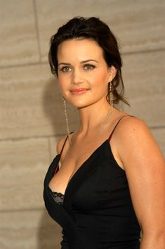 Carla Gugino is one of my favorite actresses because shes very good at her job…