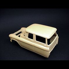 1955 Chevy Crew Cab Truck - Ron Cash