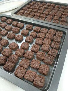 Resepi Biskut Milo Tabur Sukatan Cawan Untuk Koleksi Biskut Raya | Makanan minuman, Makanan