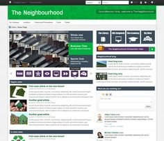 Raglan Housing Intranet - The Neighbourhood Sharepoint Intranet, Intranet Design, Business Branding, The Neighbourhood, Web Design, Templates, Website, Projects, Red