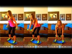 Shark Tank Products | Simply Fit Board - Exercise and Balance Board with a Twist - Shark Tank Products