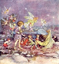 Night with her train of stars - Peg Maltby