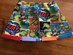 Ready to ship Teenage Mutant Ninja Turtle TMNT by TheNerdyPrincess