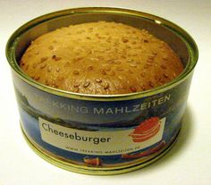 Cheeseburger:: 26 of the Most Disturbing Canned Foods | The Savory