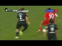Neymar humilla a Lugano | Amigos de Messi 8-5 Resto del Mundo | 02-07-2013 - YouTube