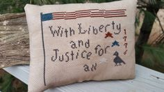 Check out this item in my Etsy shop https://www.etsy.com/listing/221978227/primitive-patriotic-americana-flag-star