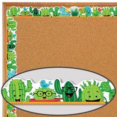 A Sharp Bunch Cactus Friends Deco Trim
