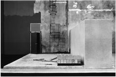 """Lewis Baltz """"Construction Detail, East Wall, Xerox, 1821 Dyer Road, Santa Ana"""", 1974, from """"The new Industrial Parks near Irvine, California"""""""