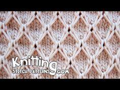 Diamond Mesh stitch