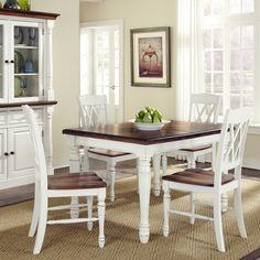 Smaller kitchen dining
