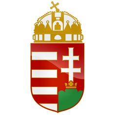 HUNGRIA (SELEÇÃO) Football Team Logos, Football Soccer, Soccer World, Crests, Club, Branding Design, Arms, Hungary, Deporte