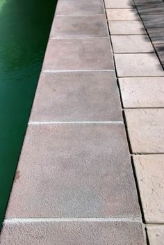 Pools and Steps Paving Application Gallery