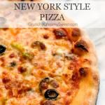 New York Style Pizza Tutorial