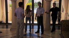 "Burn Notice 4x13 ""Eyes Open"" - Michael Westen (Jeffrey Donovan), Fiona Glenanne (Gabrielle Anwar) & Adam Scott (Danny Pino)"