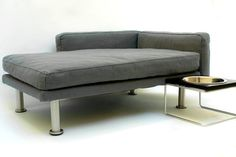 RESERVED CUSTOM LISTING for BVanB (chaise lounge chair and prototype feeder combo) via Etsy