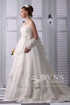[SC10927]ウエディングドレス LaVenie Collection|ウェディングドレスのYNS WEDDING