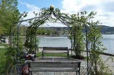 Kurpark Herrsching, Ammersee