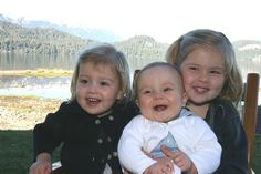 How cute were Princess Ariane, Princess Alexia and Princess Amalia of the Netherlands while on holiday in Argentina in 2008?