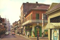 vintage new orleans - Google Search