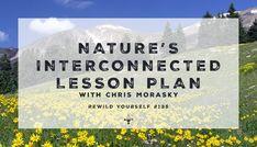 Nature's Interconnected Lesson Plan - Chris Morasky #135 — Daniel Vitalis
