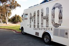 MIHO Gastro Truck— It's modern street food, mostly with Asian and Mexican influences.