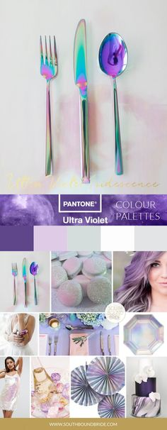 Pantone Colour of the Year Ultra Violet Inspiration Boards Purple Themes, Color Themes, Lilac Wedding, Wedding Colors, Inspiration Boards, Wedding Inspiration, Wedding Pins, Wedding Ideas, Unicorn Wedding